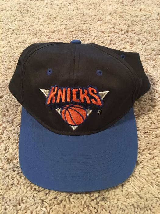 Nba Vintage Knicks SnapBack Size one size - Hats for Sale - Grailed 2282c63f7aa
