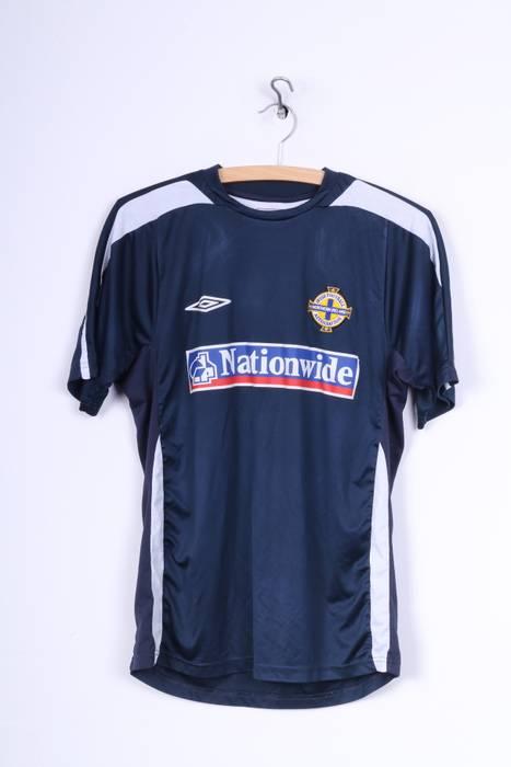 Umbro. Umbro Irish Football Association Mens S Shirt Jeresy Navy Sportswear  North ... 8e8f3e9e0