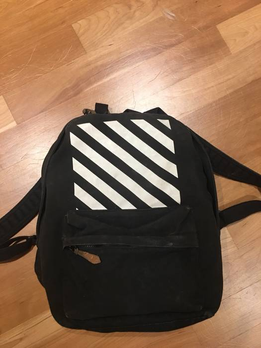 Off-White. OFFWHITE BACKPACK  CHEAPEST ON GRAILED  1200 Retail. Size  ONE  SIZE f94abab663ff5