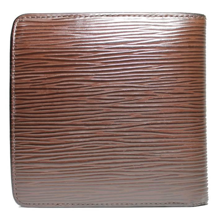 d29ccf749a6c Louis Vuitton Marco Wallet - Moka Epi Size one size - Wallets for ...