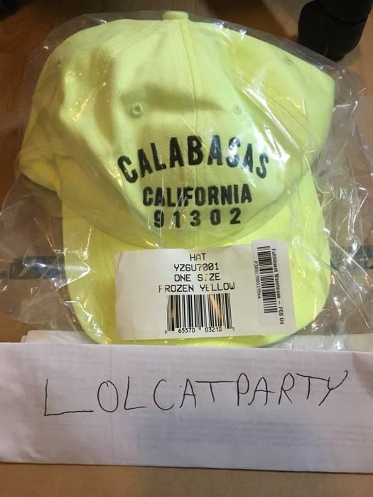 Yeezy Season Yeezy Calabasas Frozen Yellow Hat Size one size - Hats ... 858b3dbbaad