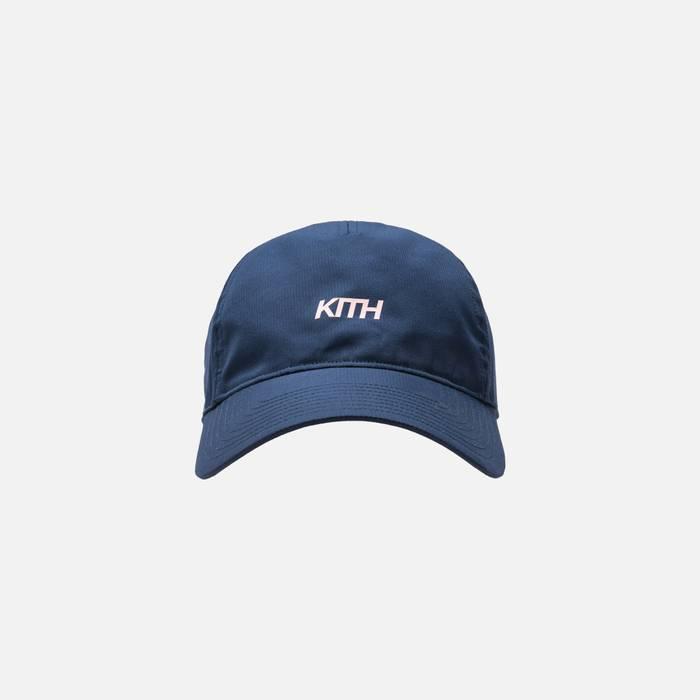 Kith Nyc Kith x Adidas Soccer Logo Cap - Flamingos Size one size ... 9d29e2d223e