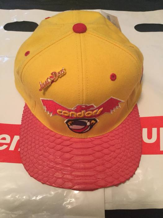 Mitchell   Ness Strap back Snakeskin Hat Size one size - Hats for ... 8dea6384c49