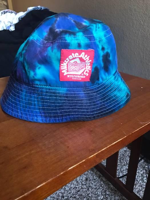 Milkcrate Athletics MILKCRATE TIE DYE BUCKET HAT Size one size ... 9abc1a953ef