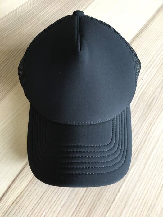 James Perse James Perse Scuba Trucker Hat Black Size one size - Hats ... 9321fd01beb