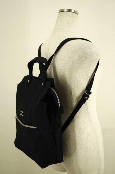 49c9dfbd0344 Yohji Yamamoto Y saccs Backpack Two Way   Shoulder Bag Size one size ...