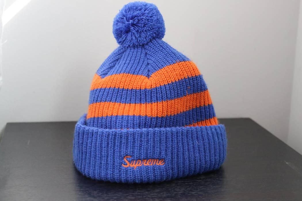 Supreme Supreme Pom Pom Beanie Size one size - Hats for Sale - Grailed 5c8b3843a52