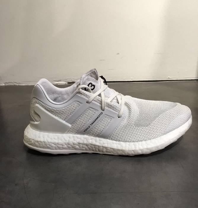 8681f2c49fcd Adidas Y-3 ZG Knit Pure Boost Size 11.5 - Low-Top Sneakers for Sale ...