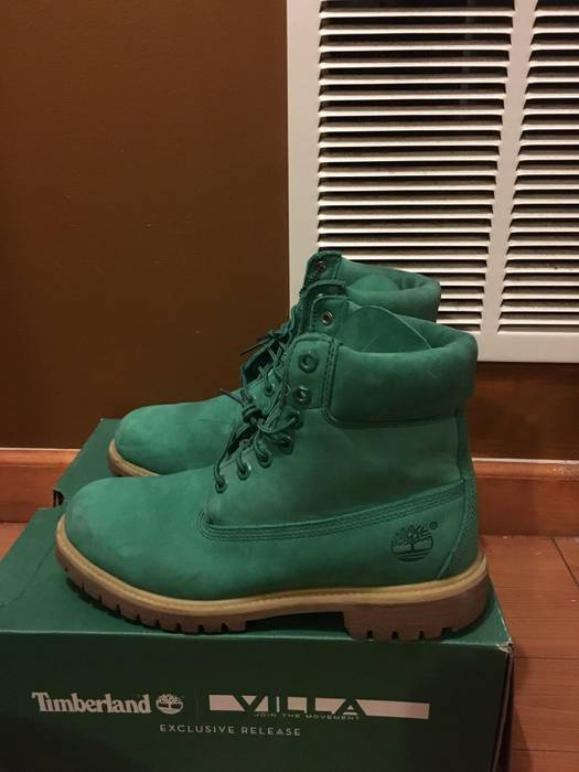 """Timberland VILLA x Timberland 6″ Boot """"Emerald"""" Size 9 - Boots for ... 59f8bff93e"""