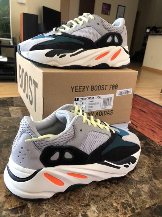 7cf017394 ... ebay adidas yeezy boost 700 size us 6.5 eu 39 40 f4006 35aa0