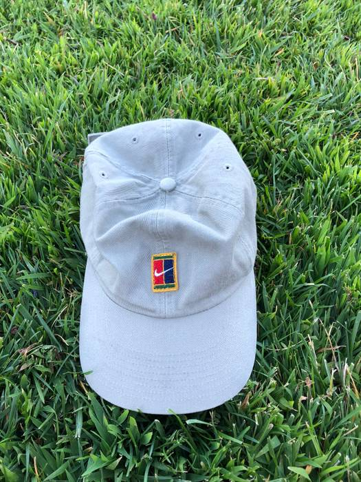 Nike Vintage Nike Court Hat Size one size - Hats for Sale - Grailed 18274719c4ab