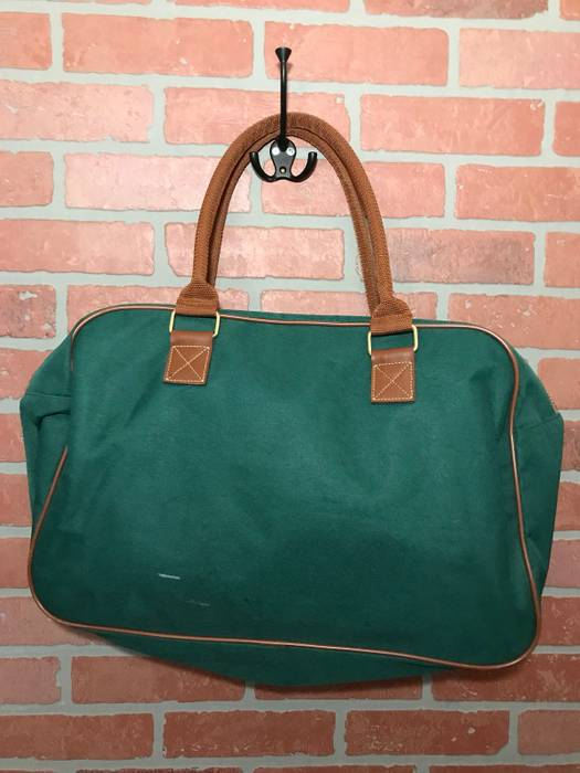 5ef14d138e1e Polo Ralph Lauren Vintage Polo Ralph Lauren Leather Duffle Bag Size ONE SIZE  - 4