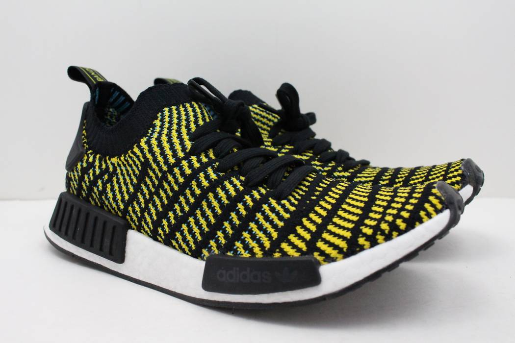 outlet store sale 7afaa 5fbac Adidas. Adidas NMD R1 Stealth Primeknit AQ0934