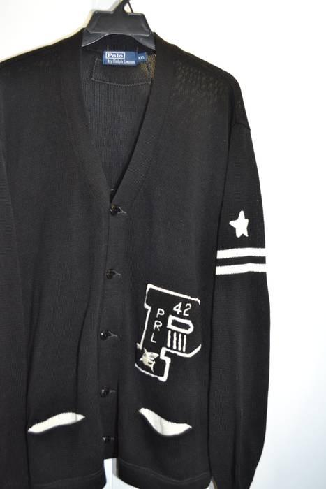 Polo Ralph Lauren. Polo Ralph Lauren XXL Varsity Collegiate College Cardigan Sweater ...