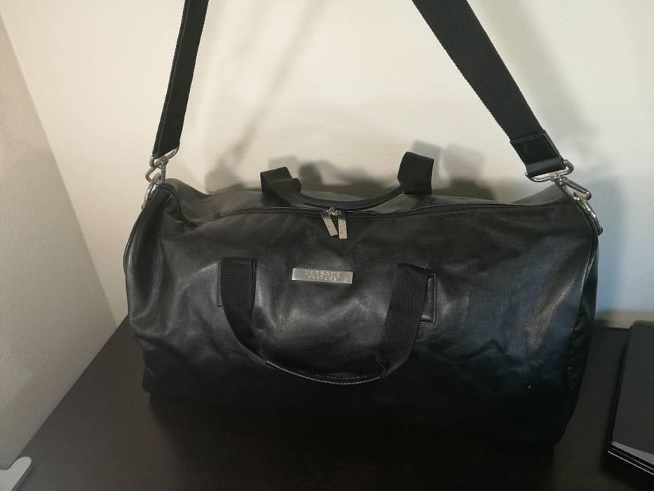 3c30b57eb8ef Versace Vintage Versace Parfum Duffle Bag Size one size - Bags ...