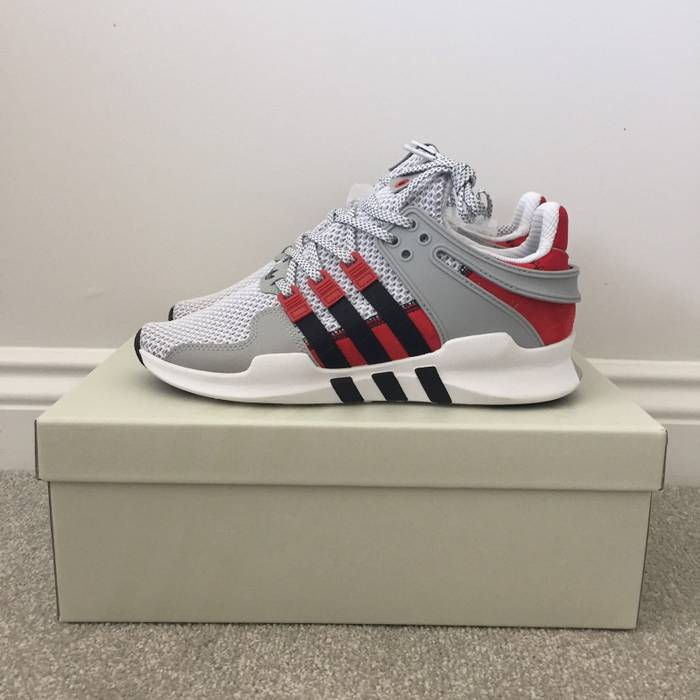 sports shoes 8269a ab803 Adidas Adidas X Overkill EQT Support ADV Coat of Arms  BY2939 Size US 7