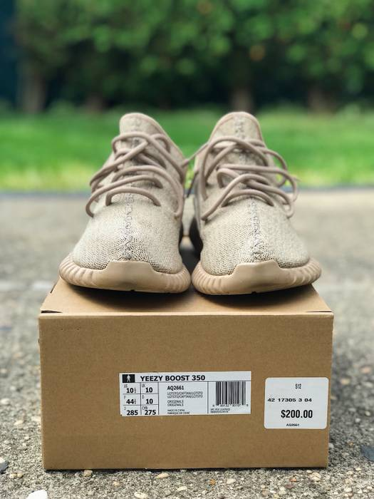 4ba1c393b Yeezy Boost Double Listing For Yeezy Boost 350 Oxford Tan And Pirate Black  2.0 Size US