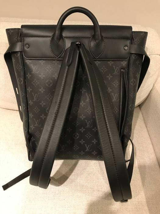 6a9bf053fed7 Louis Vuitton Steamer Backpack Size One