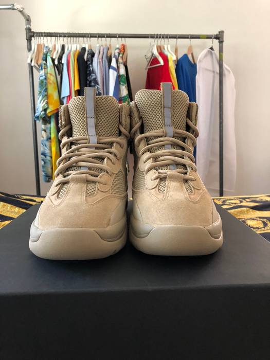 14973bae9ca Yeezy Season Season 6 Taupe Boots Size 8 - Boots for Sale - Grailed