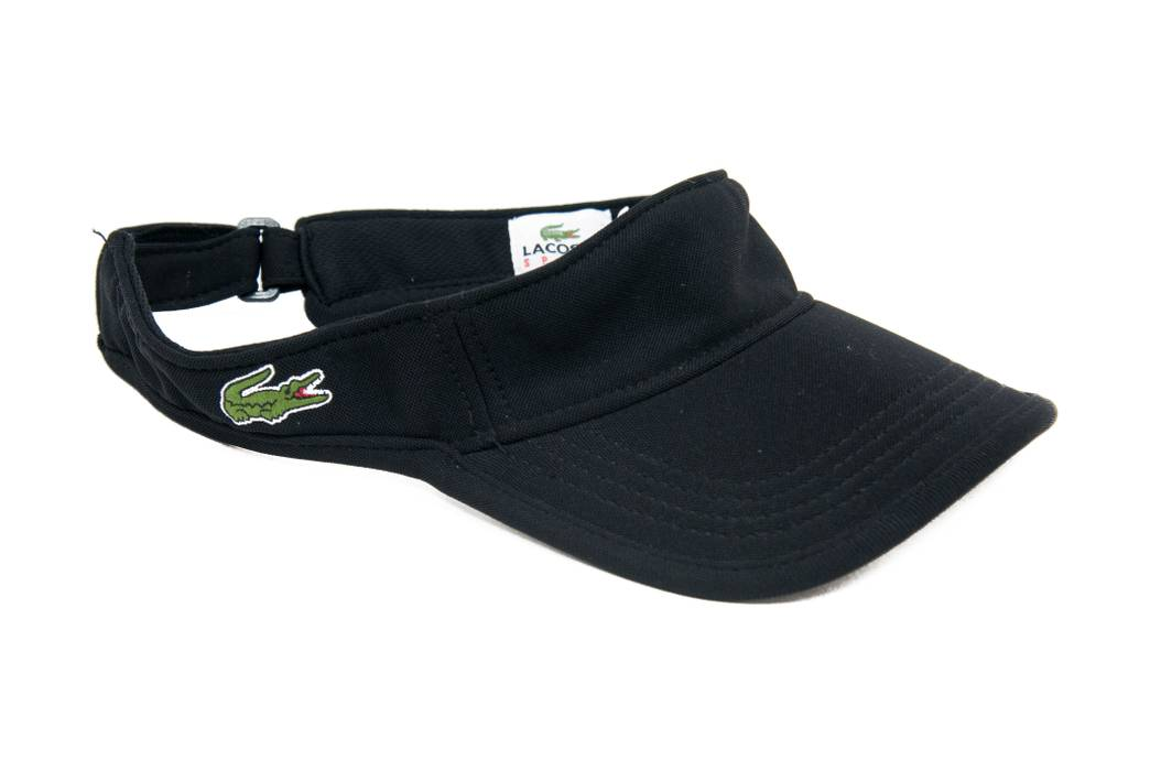 Lacoste Visor Size one size - Hats for Sale - Grailed 2d5c47efe2f