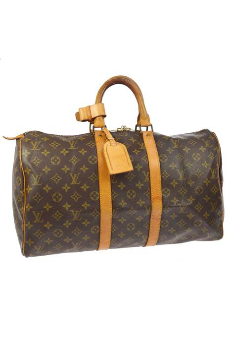 Louis Vuitton Louis Vuitton Keepall 45 Travel Boston Bag Size one ... 77dfd978dd4a2