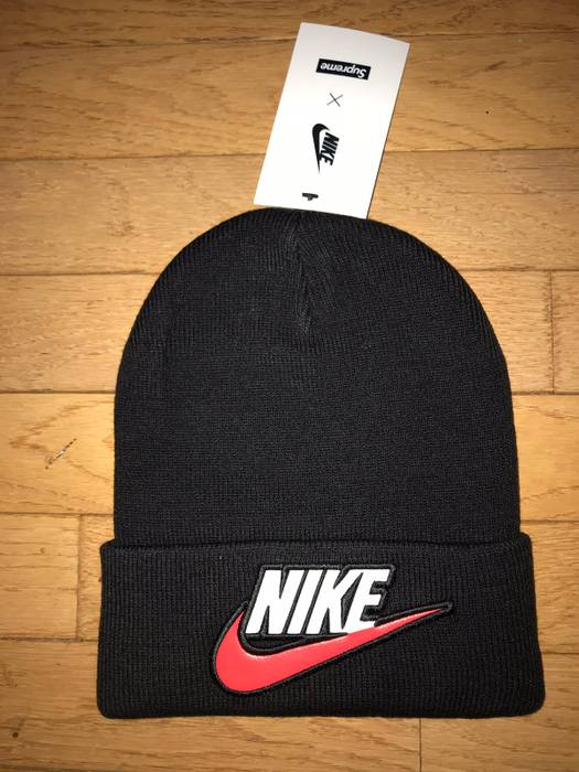 Supreme Supreme X Nike Beanie Black Size one size - Hats for Sale ... 67df917962d6