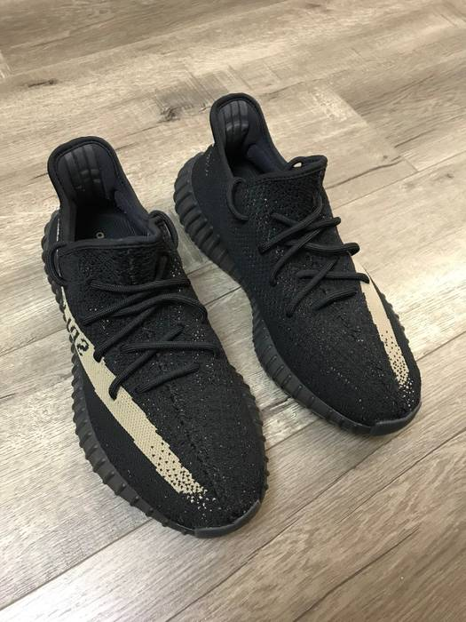 9e454f00d Adidas Kanye West Yeezy Boost 350 V2 (green  Size 9 - Low-Top ...