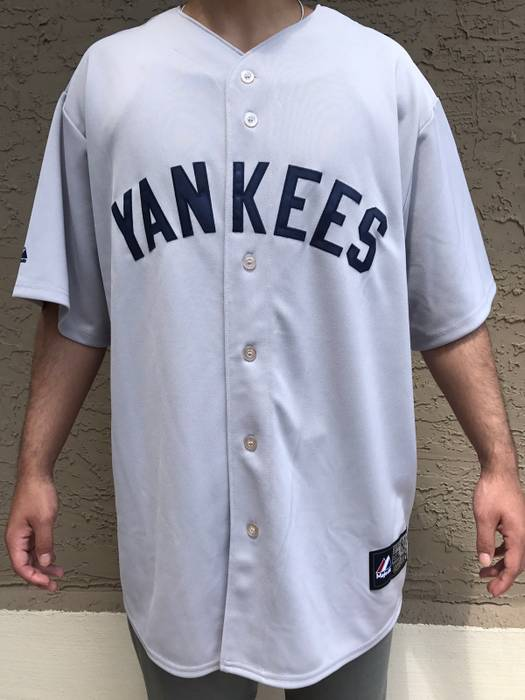 Cooperstown Collection Joe DiMaggio Yankees Baseball Jersey Size xl ... 740bc501ccc