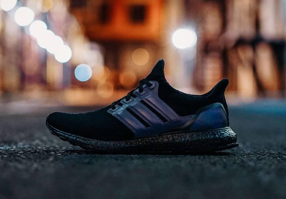Adidas Mi Adidas Ultra Boost XENO Triple Black Size 6 - Low-Top ... 9e586201f7fb