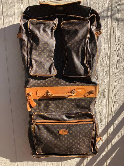 73f6df4d33d7 Louis Vuitton Vintage Louis Vuitton Garment Bag Size one size - Bags ...