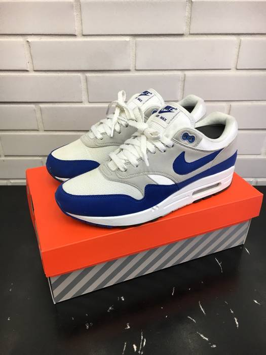 Nike Air Max 1 OG Anniversary Size 8.5 - Low-Top Sneakers for Sale ... 1d4bf936c