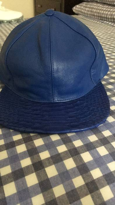 Just Don Don C Blue Hat Size one size - Hats for Sale - Grailed 4350edc5c34