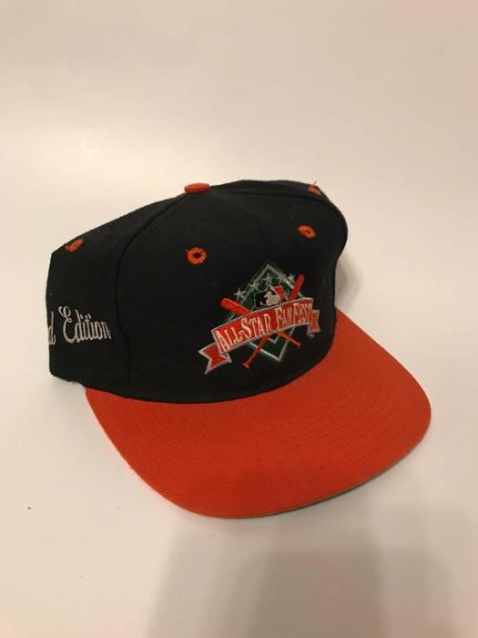 Logo Athletic Vintage Logo Athletic Baltimore Orioles SnapBack Size ... 434b7d9b9