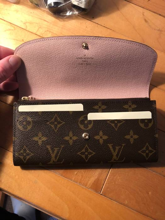 f93d61449cfb Louis Vuitton Emilie Wallet Size one size - Wallets for Sale - Grailed