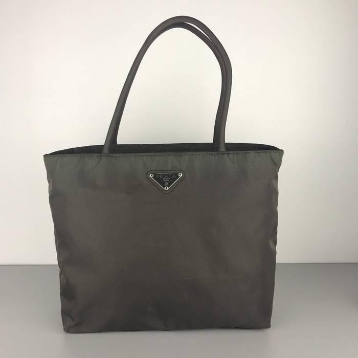 53a7e32edc4b Prada Authentic Prada Nylon Tote Bag Size one size - Bags   Luggage ...