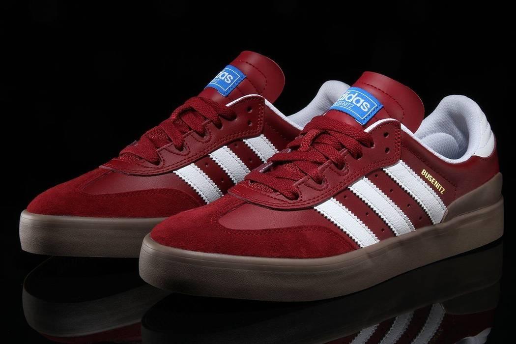Adidas Busenitz Vulc RX Skateboarding Shoes Size 11.5 - Low-Top ... e79779eb12
