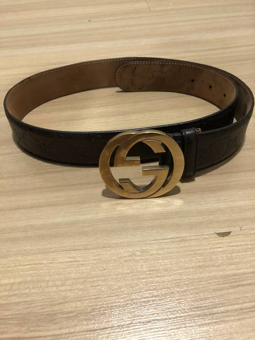 546e5380a3c1 Gucci Belt Logo Size - The Best Belt Produck