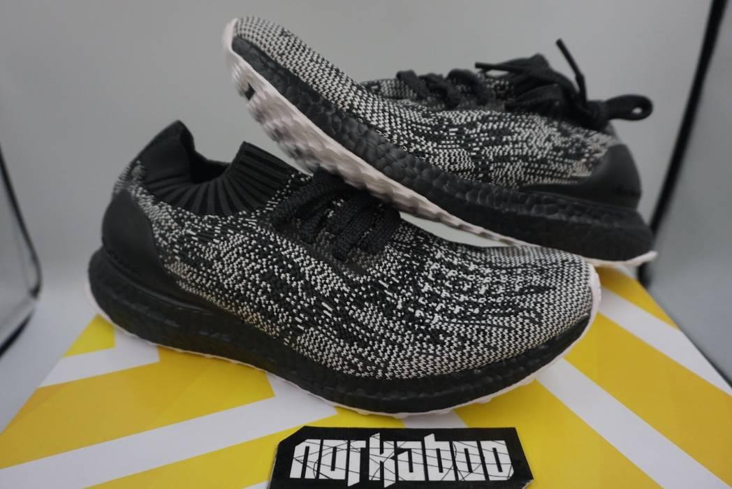 34f7225ebd7 Adidas Adidas Ultraboost Uncaged Core Triple Black Grey Glitch Camo Oreo  White S80698 Size US 7
