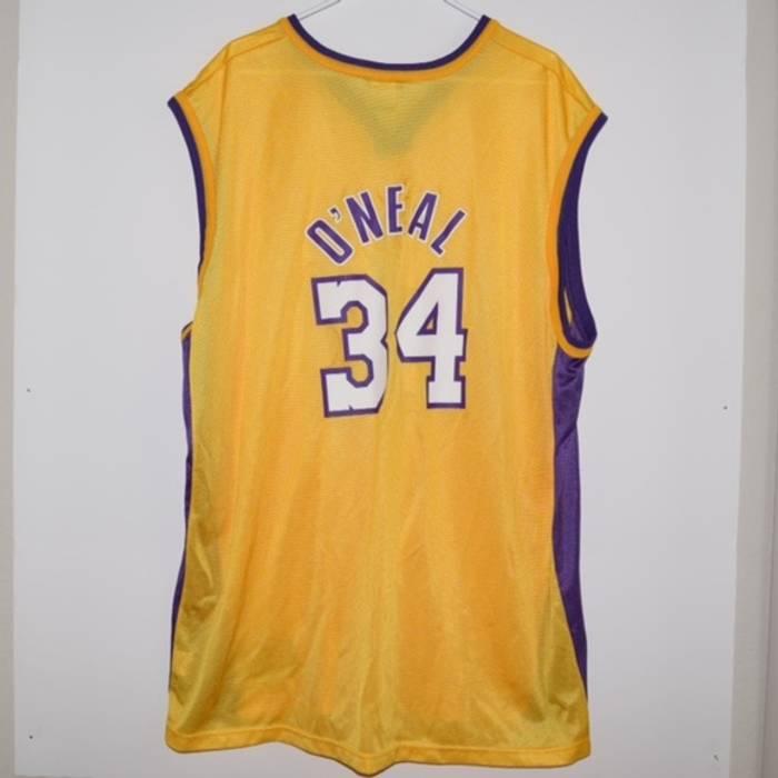 Champion Vintage Champion Shaquille O neal LA Lakers Jersey Size US XXL    EU 58 6f30e18fe