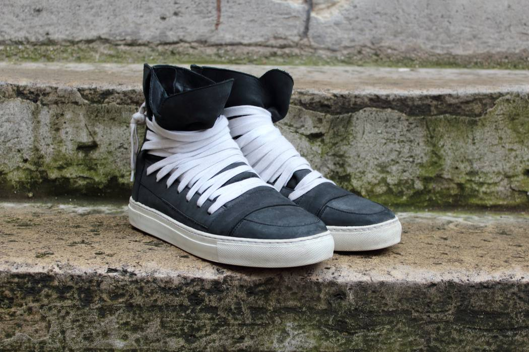 229b21a5ea Kris Van Assche Multilace High Top Size 8 - Hi-Top Sneakers for Sale ...