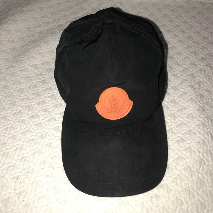 d364ad151e50 Moncler Moncler x Off White Black Cap Size one size - Hats for Sale ...