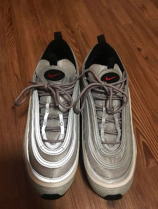 new product 585f8 c5dd2 Nike air max 97 OG silver bullet Size US 11   EU 44 - 6