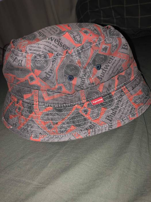 Supreme Supreme x Budweiser Bucket Hat. Size one size - Hats for ... ef0e455f8ff