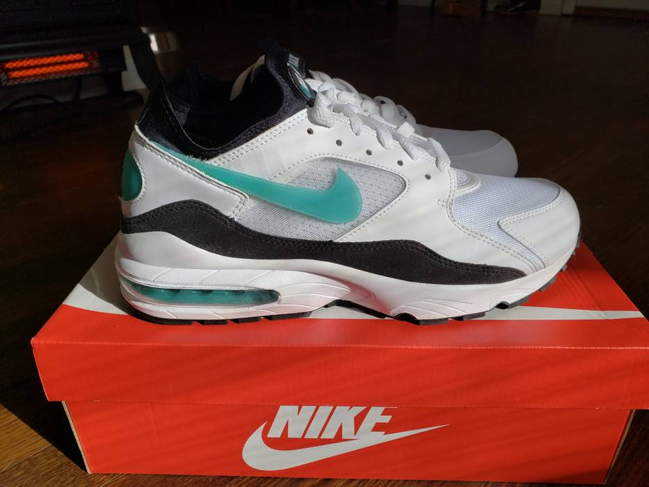 Nike Air Max 93 Menthol Dusty Cactus Size 9 - Low-Top Sneakers for ... 97772feae