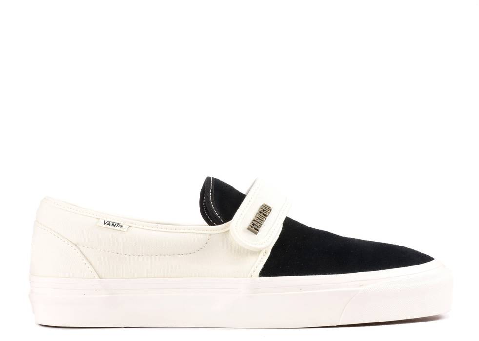 Vans Vans Slip-On 47 V DX Fear of God Black White Size 11 - Low-Top ... e3a117cd83e8