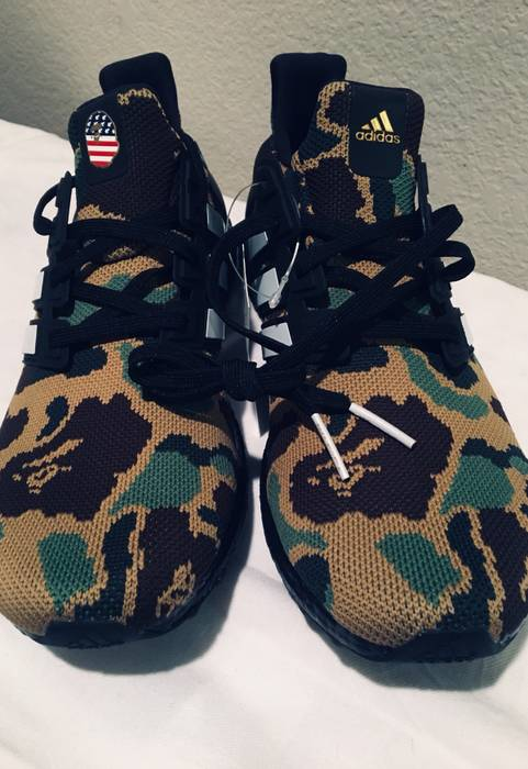fda18471379 Adidas Adidas x Bape Ultra Boost Size 10 - Low-Top Sneakers for Sale ...