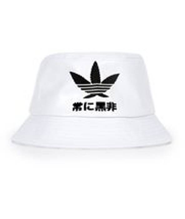 Very Rare Adidas Weed Bucket Hat Size one size - Hats for Sale - Grailed a4ce4a04cb6