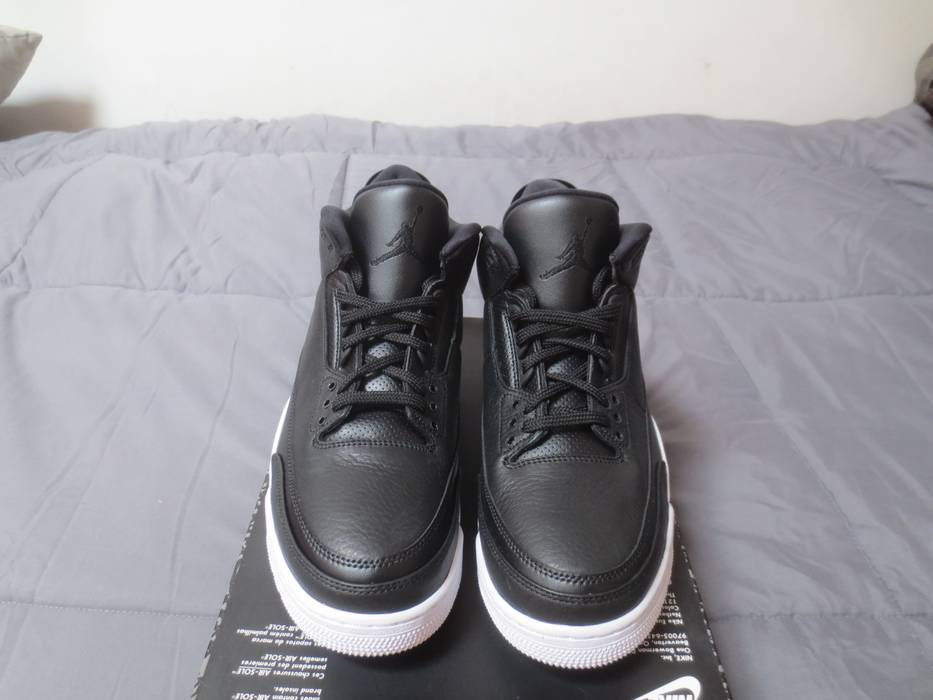 ed08afb1544b2c Jordan Brand Nike Air Jordan 3 Retro Mens Size 12 Cyber Monday! Size ...