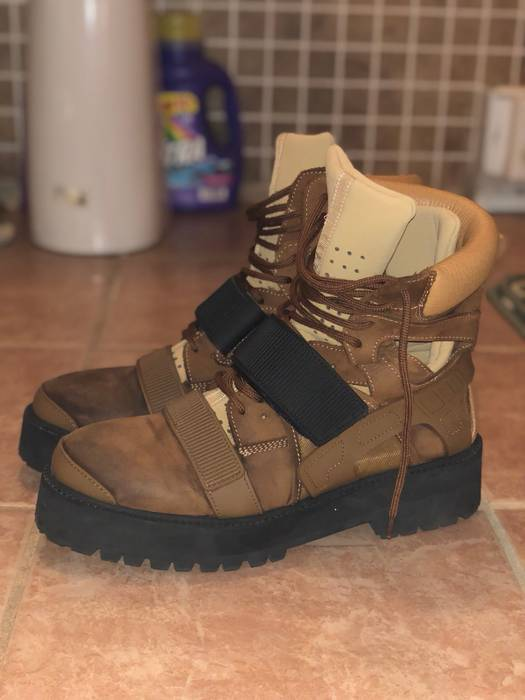 Hood By Air Hood By Air Hba Avalanche Forfex Boots Size 95 Boots