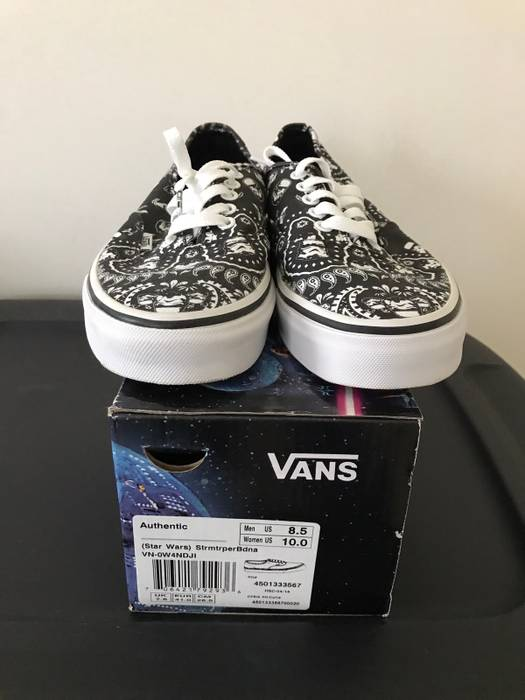 6730362abae6ac Vans Vans x Star Wars Size 8.5 - Low-Top Sneakers for Sale - Grailed
